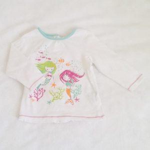 Pyjama coton 2 pièces bébé fille 12 MOIS ORCHESTRA