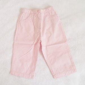 Pantalon léger rose bébé fille 6 MOIS DU PAREIL AU MEME DPAM