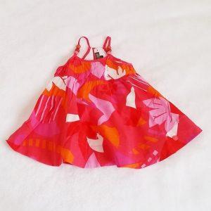 Robe colorée bébé fille 6 MOIS JEAN BOURGET