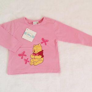 T-shirt rose Winnie bébé fille 18 MOIS DISNEY