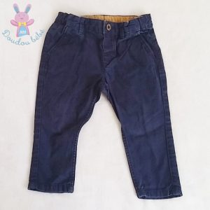 Pantalon bleu marine bébé garçon 18 MOIS H&M