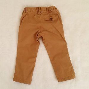 Pantalon toile crème bébé garçon 24 MOIS H&M