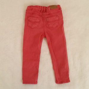 Pantalon jean rose bébé fille 24 MOIS TAPE A L'OEIL