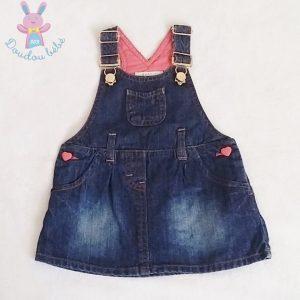 Robe jean bleu délavé bébé fille 3 MOIS ESPRIT