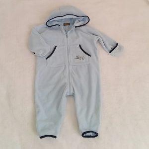 Combinaison polaire bleu bébé garçon 3 MOIS TIMBERLAND