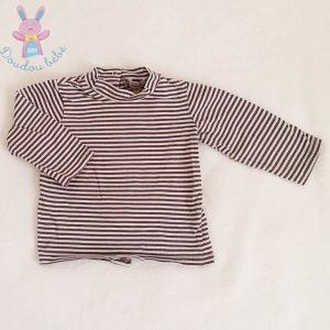 Ensemble salopette + T-shirt bébé garçon 6 MOIS GRAIN DE BLE