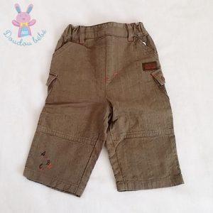 Pantalon kaki bébé garçon 9 MOIS SERGENT MAJOR