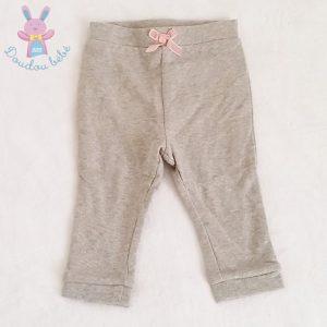 Legging gris bébé fille 9 MOIS ORCHESTRA
