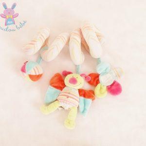 Spirale d'activités Papillon coloré jouet bébé NOUKIE'S