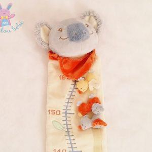 Toise Koala Cuby décoration NOUKIE'S