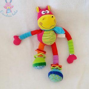Hippo fou Hippopotame jouet éveil bébé BEBE CONFORT