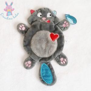 Mon doudou Bouboule Chat gris Souris MICHEL LAFON